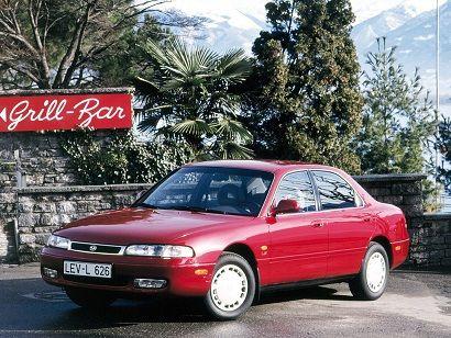 Mazda 626 Sedan (1992 – 1997).