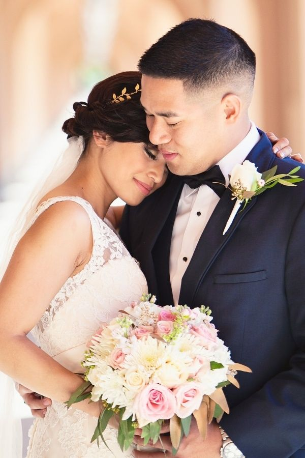 A sweet rose garden & restaurant wedding by Lovers of Love Photography - Wedding Party