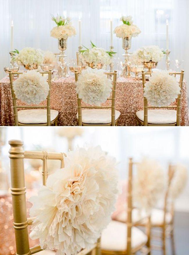 Wedding Chair Decorating Ideas 8