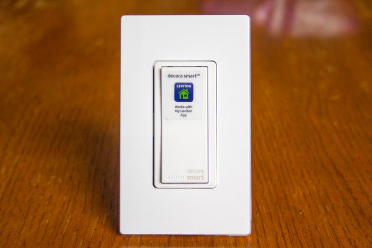 Leviton Decora Smart WiFi Switch