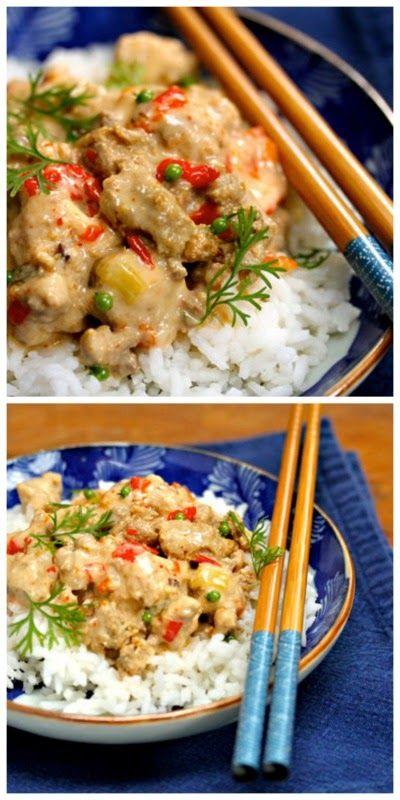 pepper lime and cilantro thai curry red thai duck curry slow cooker ...