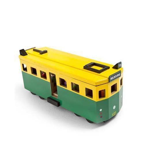Make Me Iconic Melbourne Toy Tram – Kiitos living by design