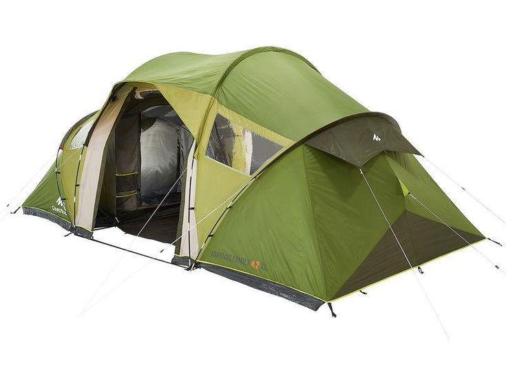 Tente arpenaz family 4 2 xl quechua prix promo tente - Tente 4 places 2 chambres seconds family 4 2 xl quechua ...