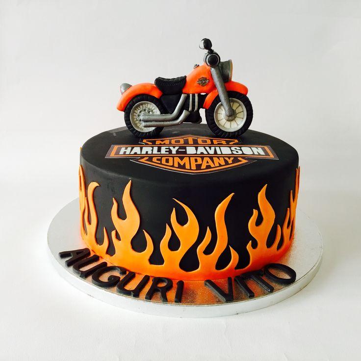 torta Harley Davidson Harley Davidson cake
