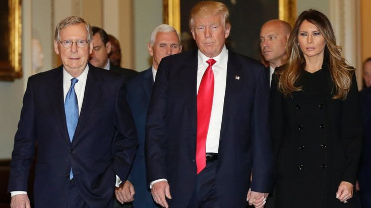 Trump Ditches Press on First Visit to DC as President-Elect -      Where is President-elect  Donald Trump  ? That was the question for much of Thursday during Trump's first visit to  Washington, D.C  ., as pres...