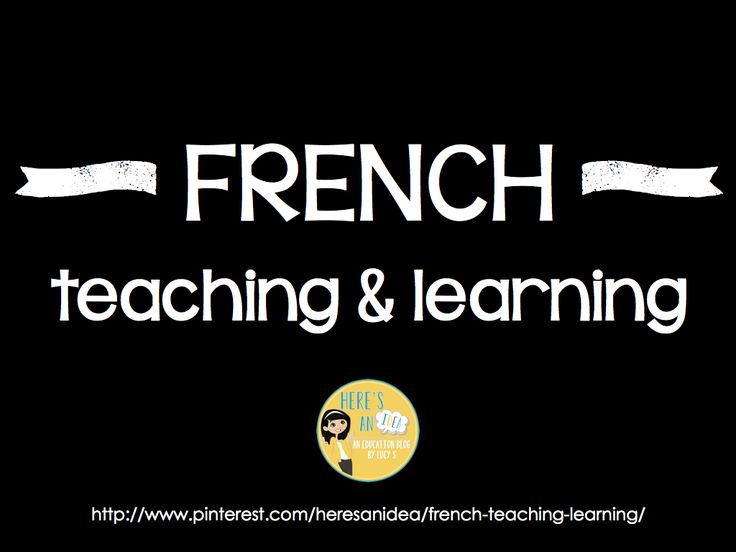 Here's my collaborative board for all things FRENCH - follow for the best French ideas, pin it to use it as a bookmark and come back easily to the board #francais