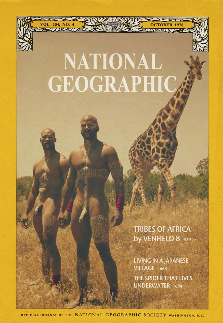 Sorry, can National geographic nude males accept. opinion