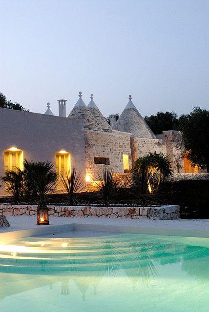 Villa Fiori di Campagna - Ostuni, Apulia, Italy #italy