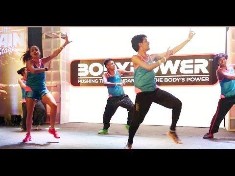 Amazing Folk Fitness Dance / Indian Zumba Dance @ Bodypower Expo 2016 Mumbai India