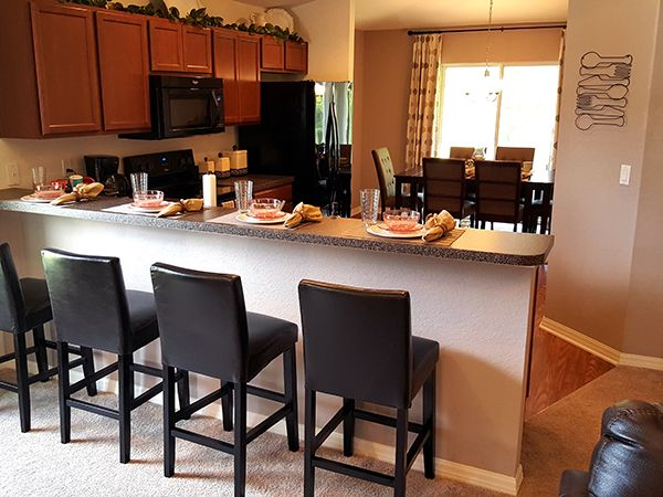 Buying model home furniture