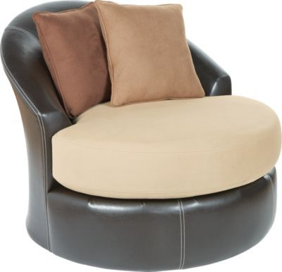 Gregory Small Swivel Chair