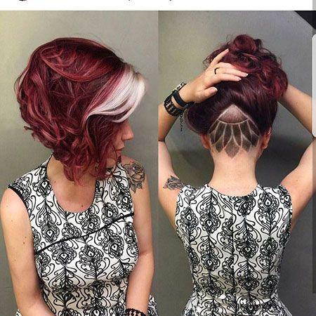 35 auffallend kurze rote Frisuren – Frisuren