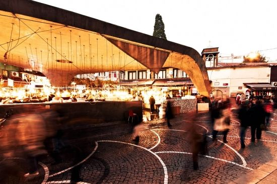 Besiktas Fish Market: GAD Architecture