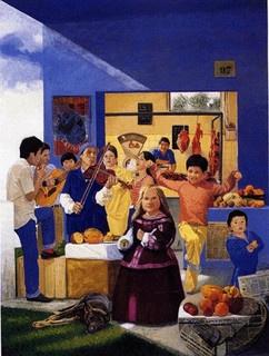 Herman Braun Vega. Las Meninas. http://www.flickr.com/photos/centralasian/5549564578/#
