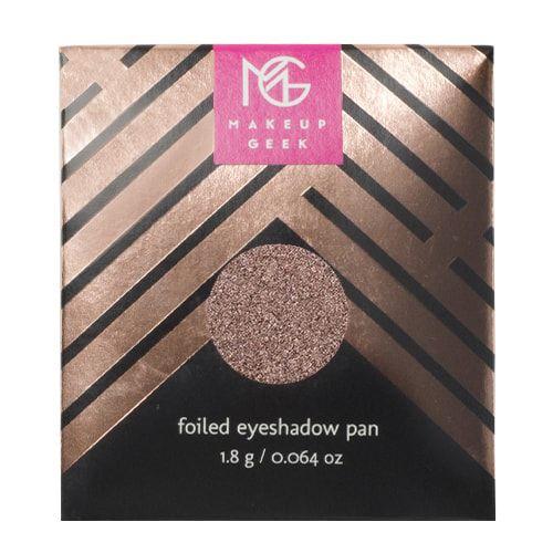 Mesmerised - Makeup Geek Foiled Eyeshadow Pan  #BBxMakeupGeek
