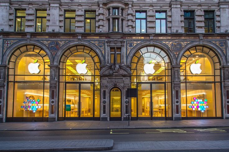 Apple paid £12.9m in UK corporation tax in 2015