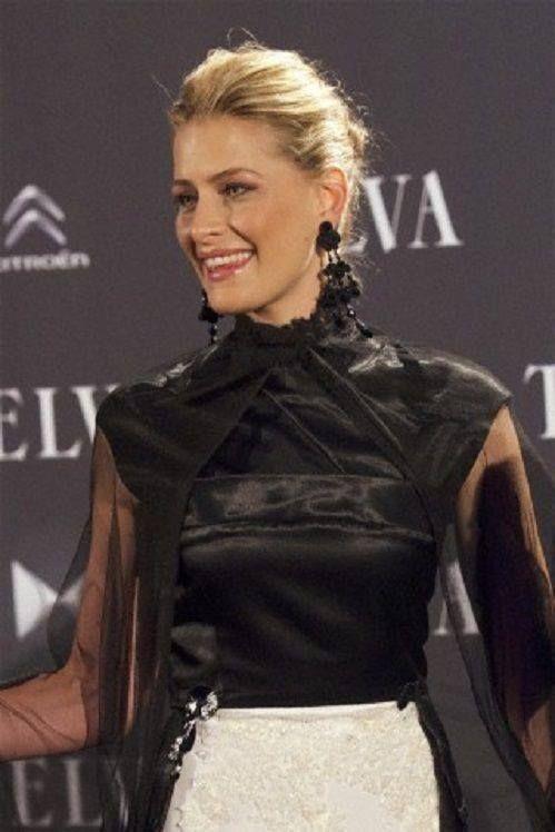 Anche la principessa Tatiana di Grecia indossa Dori Csengeri