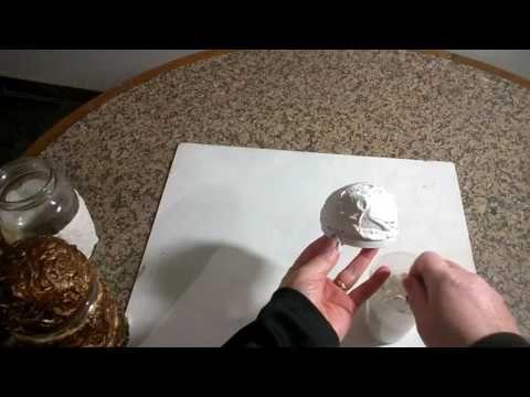 Pasta para modelagem feita com pó de café para decorar peças. - YouTube