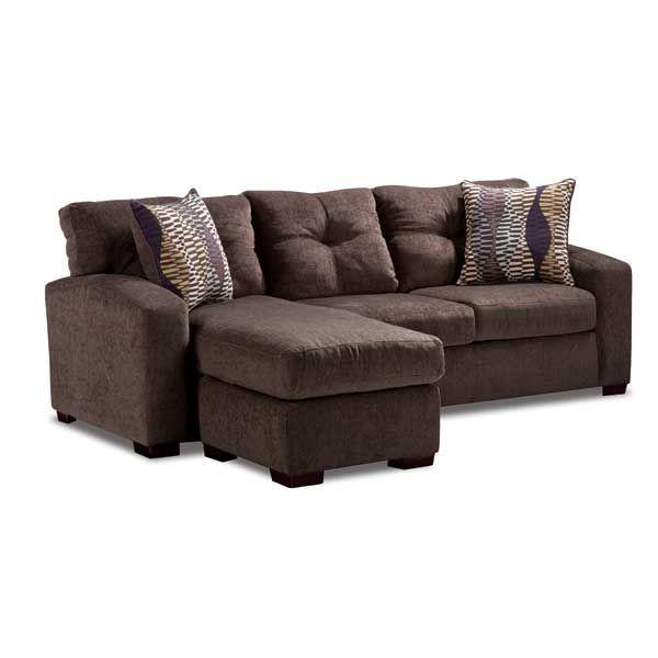American Furniture Warehouse Virtual Hemae Sofa With Chaise