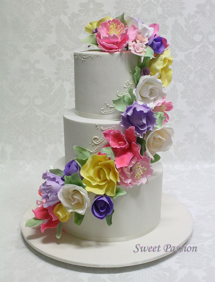 Cakes Collection, Sweet Passion | Sweet Passion - Wedding Cakes Sydney Call 0437723714
