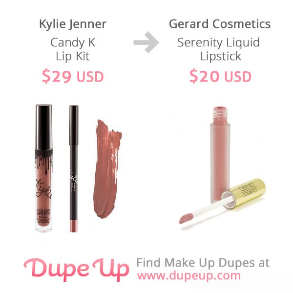Candy K dupe