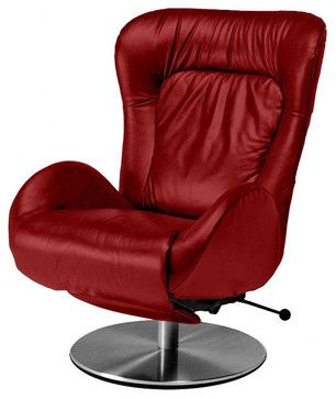 amy recliner chair by lafer modern recliner chairs by