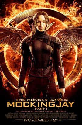 The Hunger Games: Mockingjay Part1