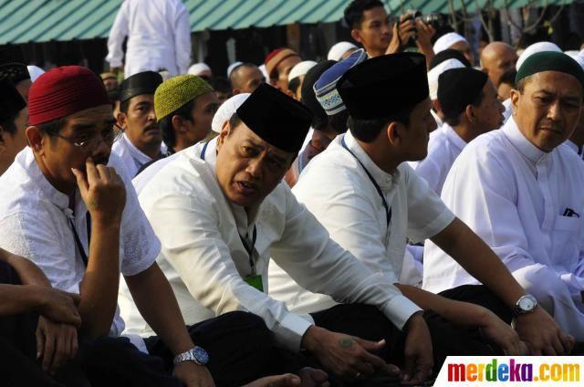 Para koruptor rayakan Idul Fitri di Lapas Cipinang