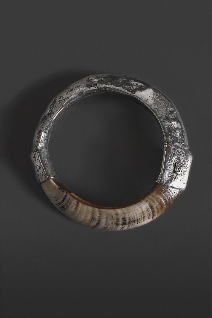 Antique Sepik River Tusk Bracelet Ewa Tribal Jewelry