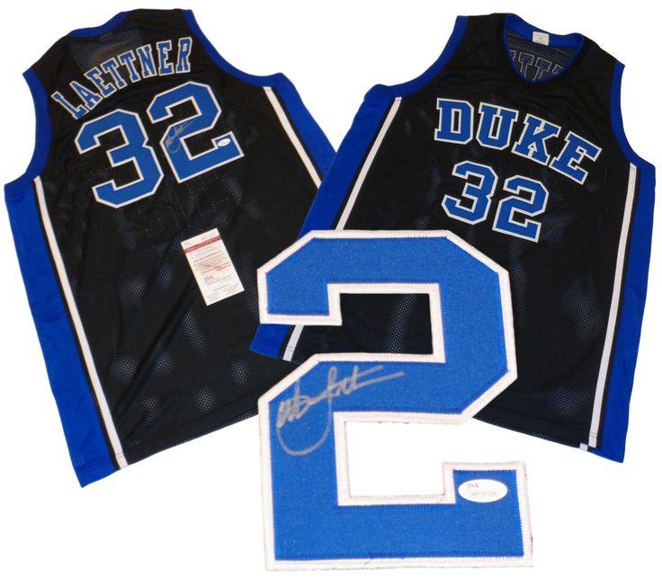 NCAA Duke Blue De... http://www.757sc.com/products/ncaa-duke-blue-devils-christian-laettner-signed-custom-jersey-jsa?utm_campaign=social_autopilot&utm_source=pin&utm_medium=pin #nfl #mlb #nba #nhl #ncaaa #757sc
