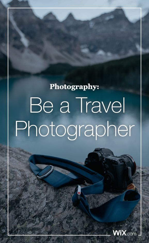 """Leaving the """"darkroom"""" of daily life to be a travel photographer? This one's for you!"""