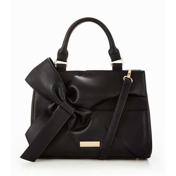 Carvela Rhian Bow Bag (1 990 UAH) ❤ liked on Polyvore featuring bags, handbags, bow purse, carvela bags, bow handbag and bow bag