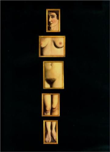 The Eternal Evidence - Rene Magritte
