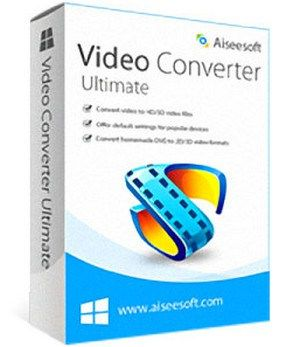 Aiseesoft Video Converter Ultimate v9.0.32 Incl Patch