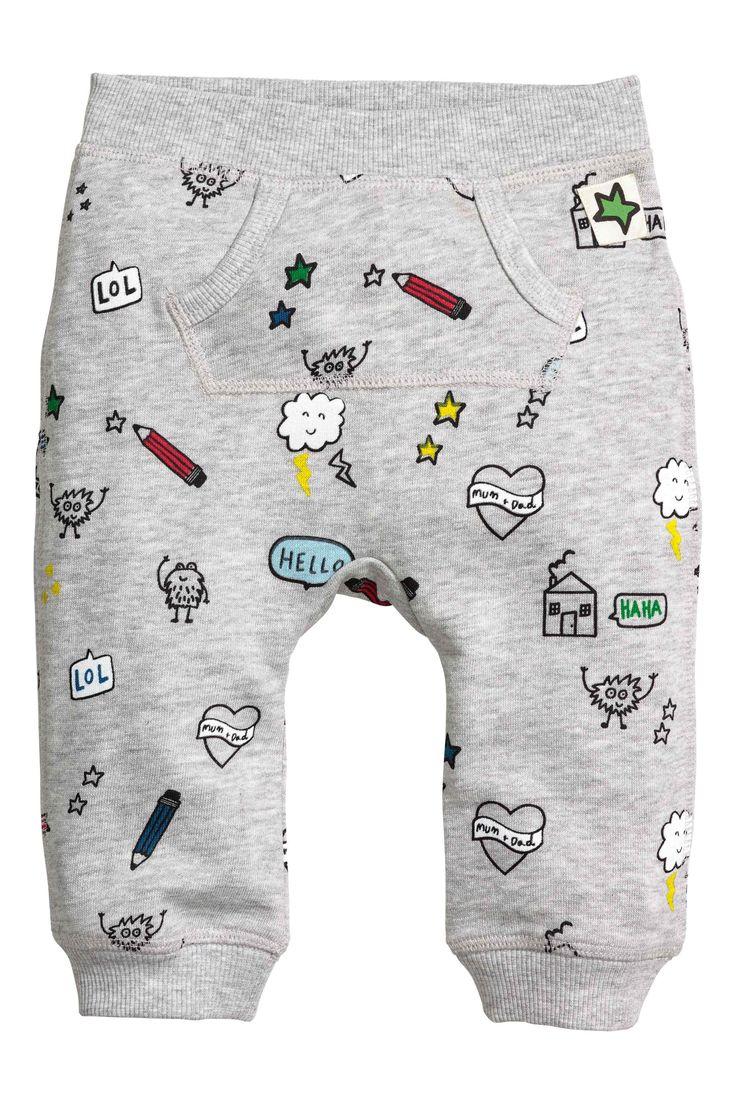 Sweatpants with a pocket | H&M