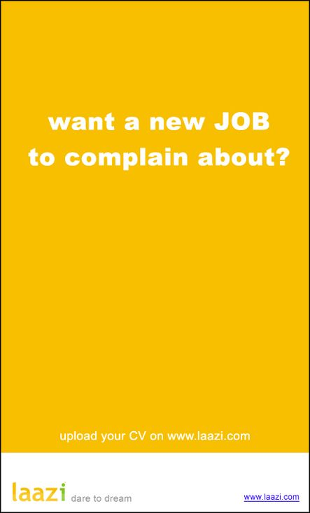 Love this Another creative recruitment ad  JobCafe  Recruitment ads Recruitment advertising