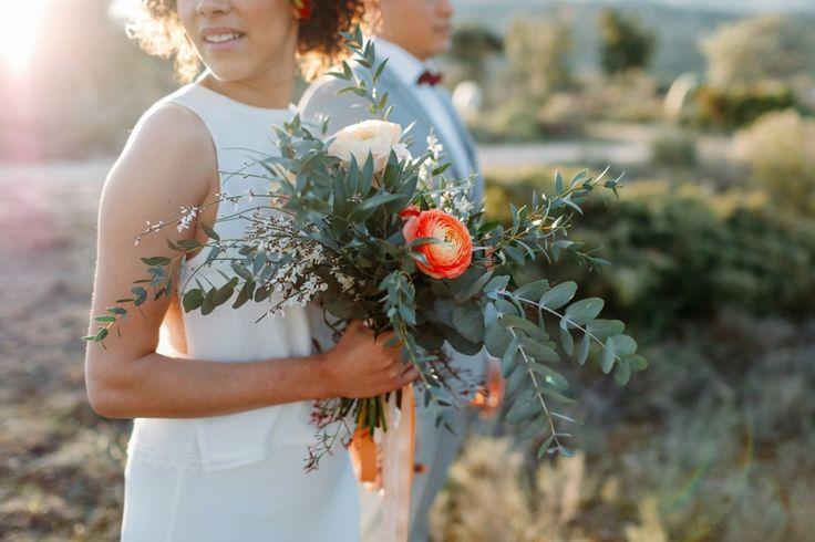 Inspirations pour un mariage éthnique nomade