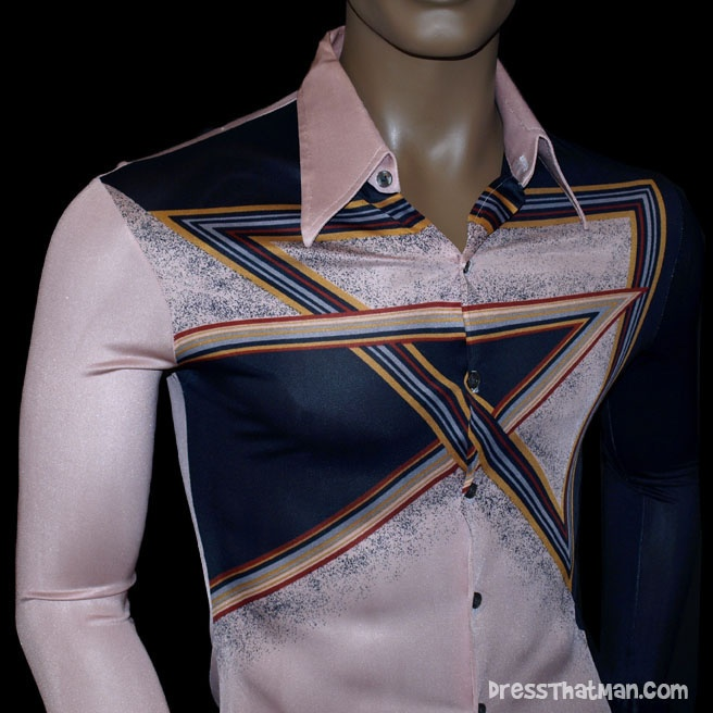 Retro 70s Disco Clothing For Men