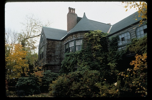 Mary Fisk Stoughton Home