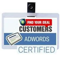 Find Your Ideal Customers is a Google AdWord Certified Partner.   www.findyouridealcustomers.com.au