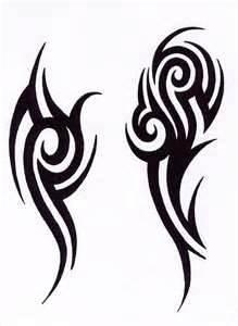Tribal Tattoo Design Img7 «TRIBAL «Flash Tatto Sets «Tattoo