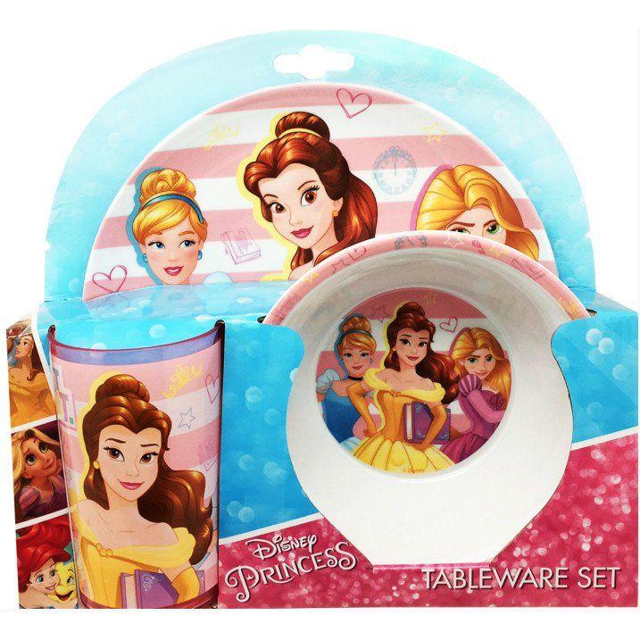 Disney Prinsessat astiat setti
