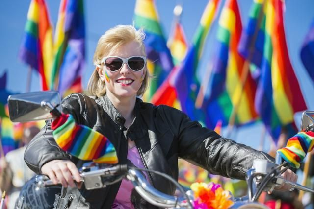 8 Facts You Need to Know about Gay Pride: Dykes on Bikes