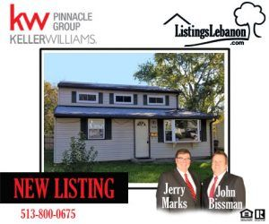 New Listing - 838 Meadow Lane, Lebanon, Ohio 45036 - Spacious 4 Bedroom Home with Walkout Basement! - http://www.listingslebanon.com/homes-in-lebanon-ohio-warren-county-sell-or-buy-a-house-in-lebanon-ohio-real-estate-realtor/new-listing-838-meadow-lane-lebanon-ohio-45036-spacious-4-bedroom-home-with-walkout-basement/