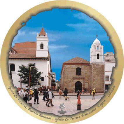 Iglesias la Veracruz y la Tercera