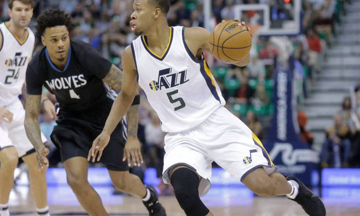 FanRag Sports 2017 NBA Offseason Rankings | 86 – Rodney Hood = Injuries curtailed Rodney Hood's growth last season, as he missed 23 games. But now with Gordon Hayward departing for greener uniforms, if not greener pastures, this could be Hood's year to.....