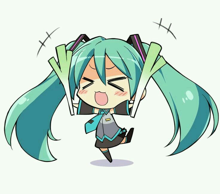 vocaloid cute miku anime - photo #8