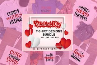 25 Valentine Day Tshirt Designs Bundle Graphic By Artstudiobd In