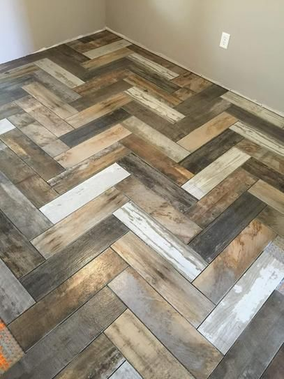 Marazzi Montagna Wood Vintage Chic 6 In X 24 In Porcelain Floor And Wall Tile 14 53