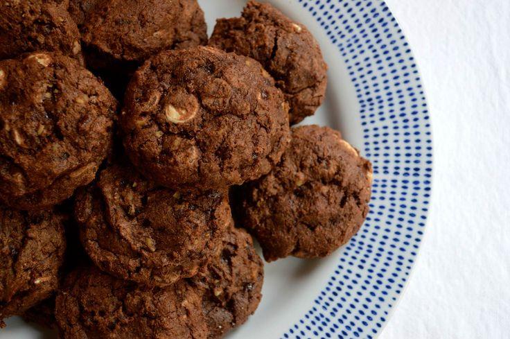 Let's make Casi Cielo Mocha cookies!